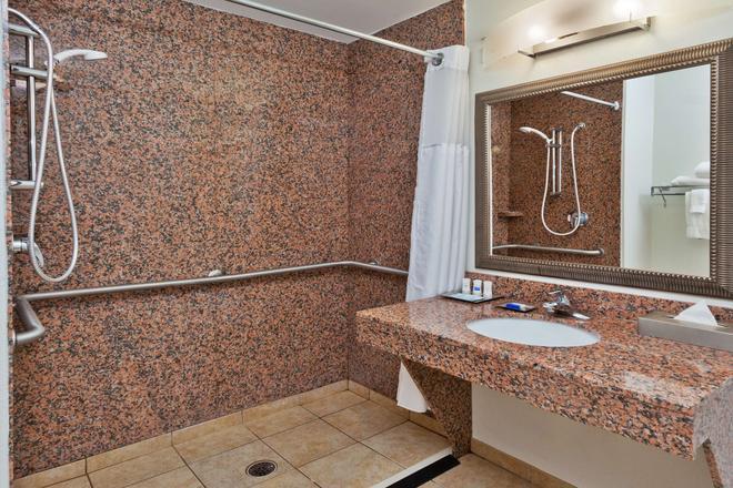 Best Western Plus Columbus Ft. Benning - Columbus - Salle de bain