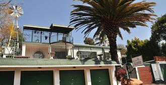 Agterplaas Guesthouse B&b - Johannesburg - Toà nhà
