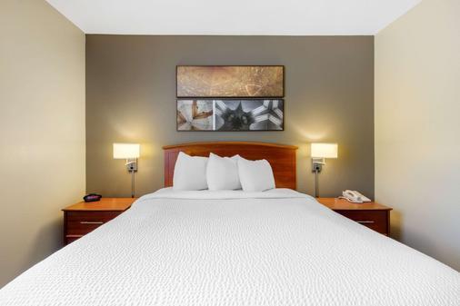 Suburban Extended Stay Hotel Birmingham Homewood I-65 - Birmingham - Phòng ngủ