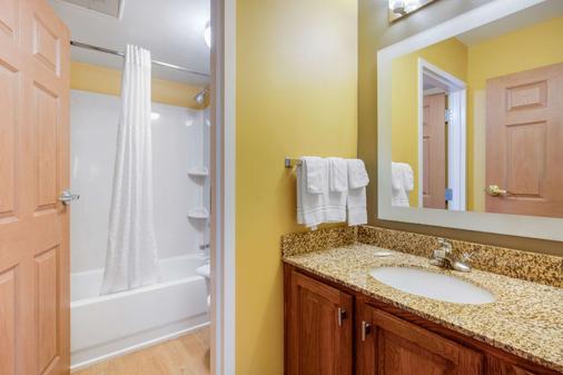 Suburban Extended Stay Hotel Birmingham Homewood I-65 - Birmingham - Phòng tắm