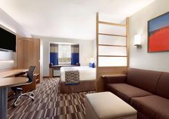 Microtel Inn & Suites by Wyndham Georgetown Delaware Beaches - Georgetown - Bedroom