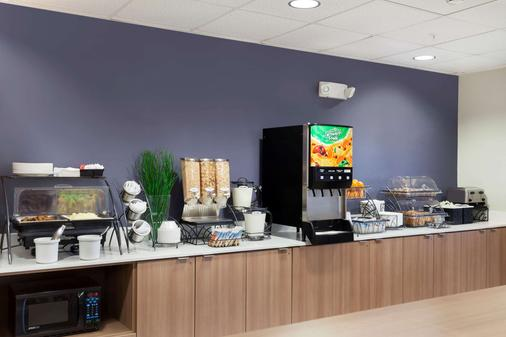 Microtel Inn & Suites by Wyndham Georgetown Delaware Beaches - Georgetown - Buffet