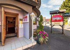 Hotel Kasserolle - Siegburg - Outdoor view