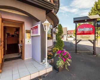 Hotel Restaurant Kasserolle - Siegburg - Outdoor view