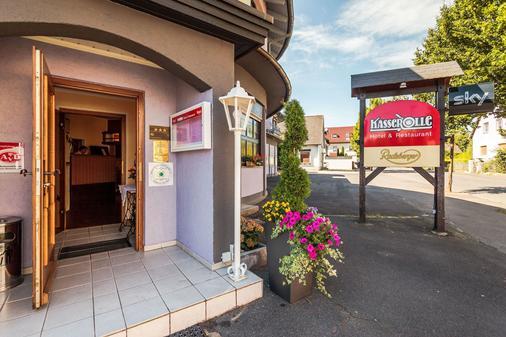 Hotel Restaurant Kasserolle - Siegburg - Vista del exterior