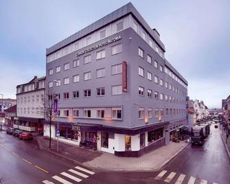 Clarion Collection Hotel Astoria - Гамар - Будівля