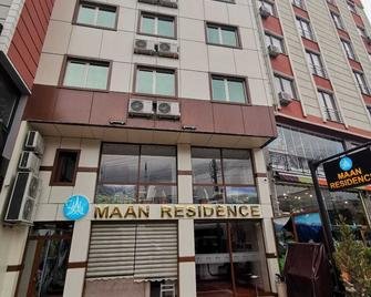 Maan Residence - Akcaabat - Building