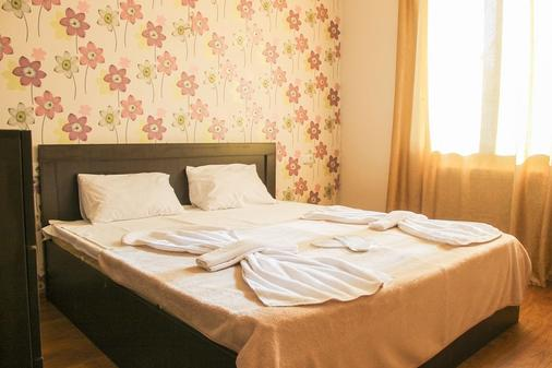 Hotel Residence Hill - Tiflis - Schlafzimmer