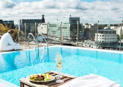 Sign 號角酒店 - 斯德哥爾摩 - 斯德哥爾摩 - 游泳池