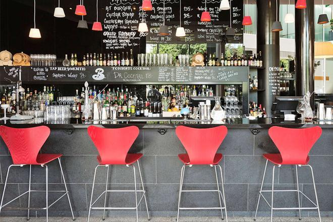 Clarion Hotel Sign - Stockholm - Bar