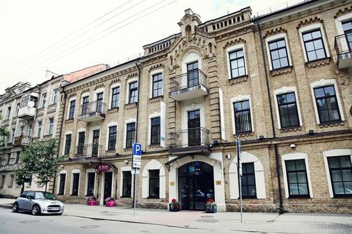 City Hotels Algirdas - Vilna - Rakennus