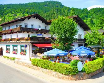 Hotel Almrausch - Reit im Winkl - Bygning