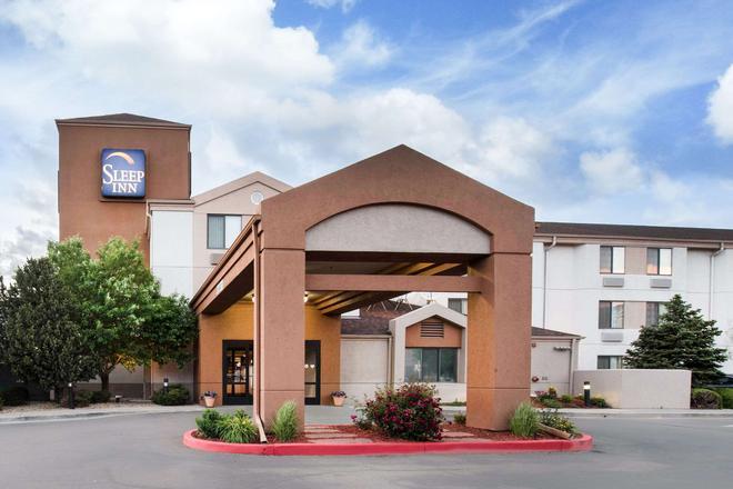Sleep Inn Denver Tech Center - Greenwood Village - Rakennus