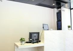 Bluejay Residences - Hong Kong - Front desk