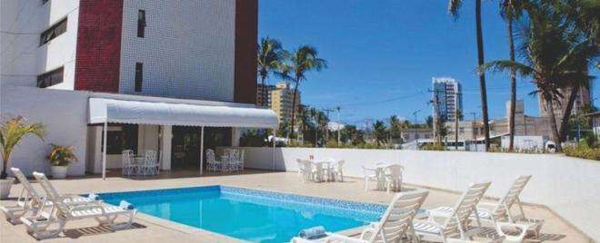 Salvador Mar Hotel - Salvador - Piscina