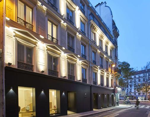 9hotel Republique - Pariisi - Rakennus