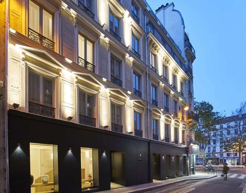 9hotel Republique - Paris - Toà nhà
