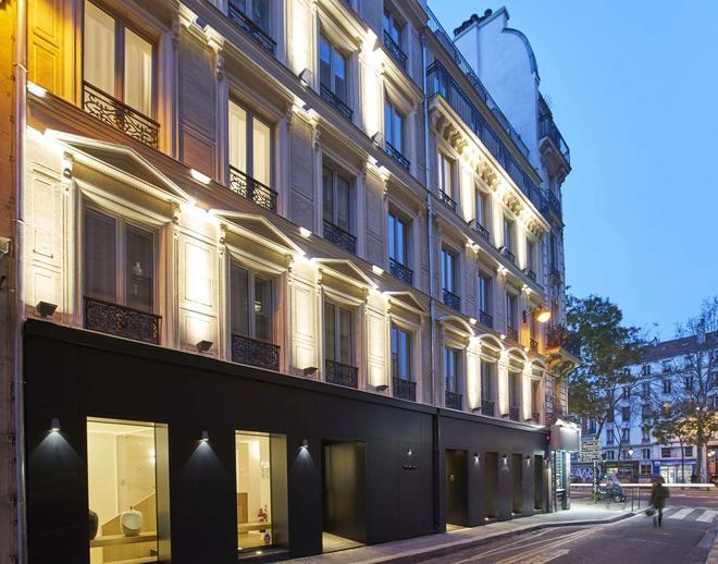 9hotel Republique - París - Edificio
