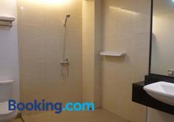 Circle Inn - Iloilo City Center - Iloilo City - Bathroom