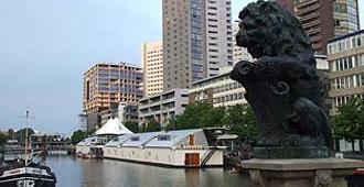 H2otel Rotterdam - Rotterdam - Utsikt