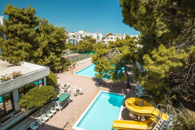 Hotel Mediterraneo - Vieste - Pool