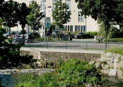 Hotel Watthalden - Ettlingen - Vista del exterior