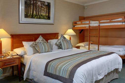 Swindon Blunsdon House Hotel, BW Premier Collection - Swindon - Schlafzimmer