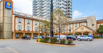 Comfort Inn & Suites Love Field-Dallas Market Center - Dallas - Edifício