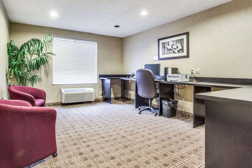 Comfort Inn & Suites Love Field-Dallas Market Center - Dallas - Business centre