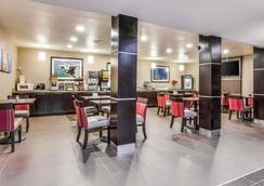 Comfort Inn & Suites Love Field-Dallas Market Center - Dallas - Restaurant