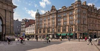 County Hotel - Newcastle-upon-Tyne - Edificio