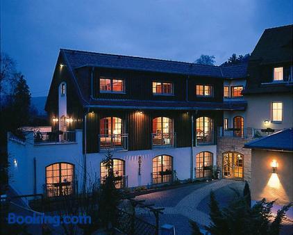 Hotel & Ferienwohnungen Ettrich - Rathen (Saxony) - Building