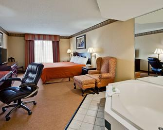 Country Inn & Suites by Radisson, Hot Springs - Hot Springs - Schlafzimmer