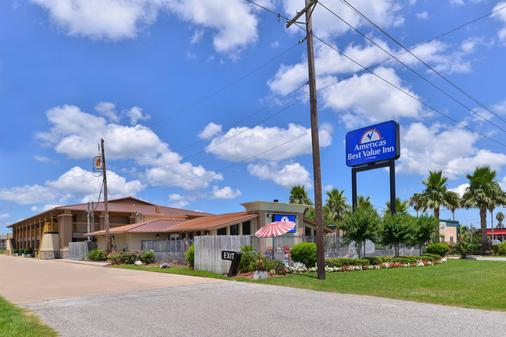 Americas Best Value Inn Angleton - Angleton - Building