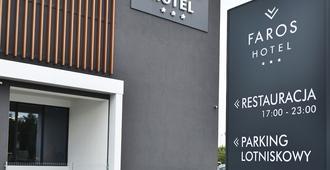 Hotel Faros - גדנסק