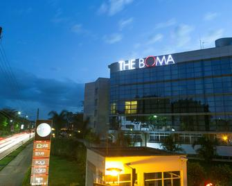 The Boma Hotel - Nairobi - Bâtiment