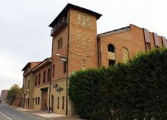 Hotel Bodega La Casa Del Cofrade - Logroño - Bâtiment