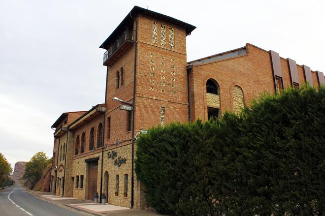 公會之家酒窖酒店 - 洛格羅尼奧 - 建築