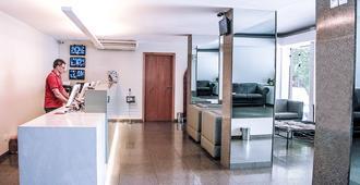 Hotel Rio Vermelho - Goiânia - Lobby