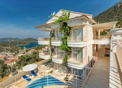 Best Apart Hotel Kas - Kaş - Building