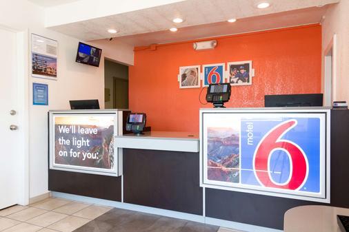 Motel 6 Longview, TX - Longview - Lễ tân