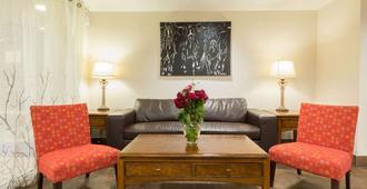 路易斯維爾貝蒙特套房酒店 - 路易斯維爾 - 路易斯維爾(肯塔基州) - 客廳