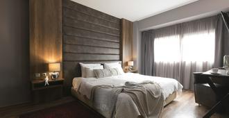 Plaza Hotel - Salonicco - Camera da letto