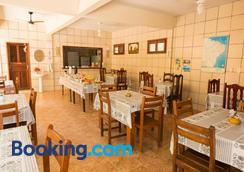 Pousada Fortaleza - Canoa Quebrada - Restaurant