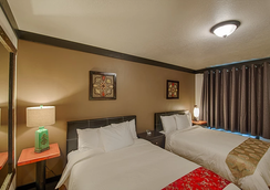 Tao's Inn - West Yellowstone - Bedroom