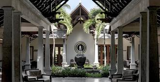 Maradiva Villas Resort & Spa - Flic en Flac - Lobby