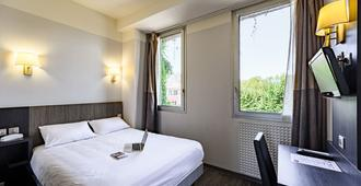 Hôtel Gascogne - טולוז - חדר שינה