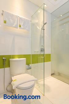 波普巴剎巴魯雅加達酒店 - 雅加達 - 浴室