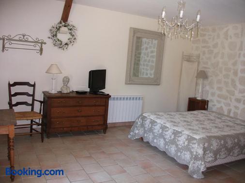 Chambres d'Hôtes La Gloriette - Bayeux - Bedroom