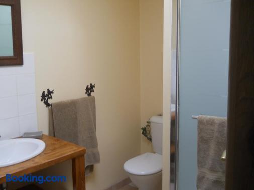 Chambres d'Hôtes La Gloriette - Bayeux - Bathroom